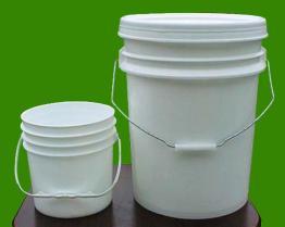 5 de Plastic Emmer van de gallon