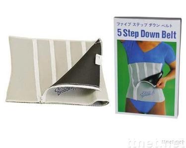 4-Step Adjustable Waist Belt