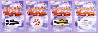 Car Colored Trim