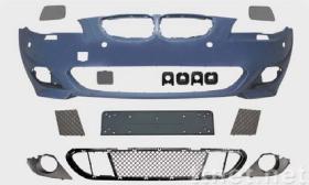 Zie uit op de Uitrusting van de Bumper voor BMW E60