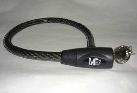 Fahrrad-Verschluss (Kabel-Verschluss)