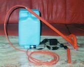 Electric Water Scraper