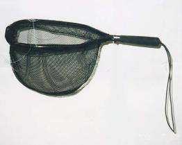 ヘビー級のたも網