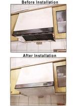 Rete di filtrazione dell'olio per la cappa da cucina