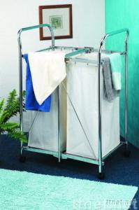 Foldable Laundry Cart
