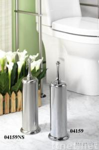 Steel Toilet Brush Holder