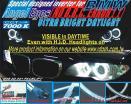 CCFL Angel Eyes Kit for Headlamp