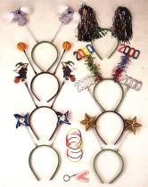 5 색깔 술 Hairband