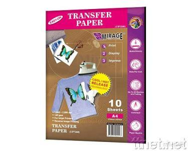Easy-on Transfer Paper
