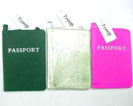 De Dekking van het paspoort
