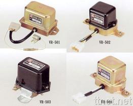 De Regelgevers van het voltage