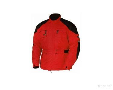 Street Jacket for Motorcycle Rider
