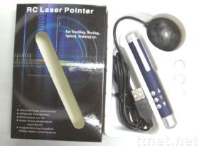 원격 제어를 가진 Laser 포인터