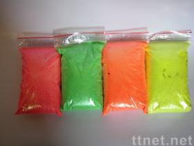 Fluoreszenzfunkeln