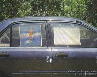 Car Sun Shields