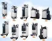 Dampfkessel Ein-durch die Art (Diesel)