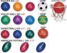 スポーツの球