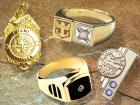 Emblematische Juwelen