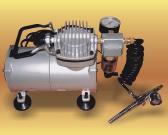 De mini Compressor van de Lucht