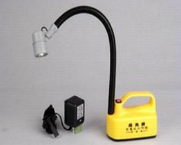 Diodo emissor de luz recarregável com lâmpada magnética