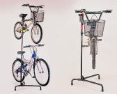공간 절약 자전거 저장