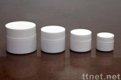 Cream Rectangular Box