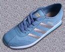 Zapatos en la acción
