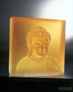 Lazurite Crafts - Buddha