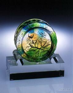 Lazurite Crafts - Water Lily