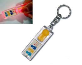Blinkendes Keychains