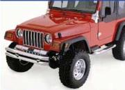 Style and Dress-up Your Jeep
