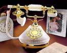 Crystal Telephone Gift Set