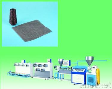 Fiber Weaving Machine