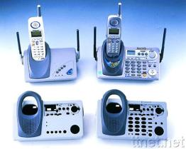 Doppia iniezione/muffe senza fili dell'apparecchio telefonico