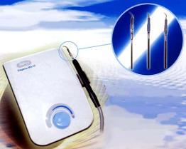 Eleganza ultrasonica del misuratore