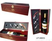 Wine Box For Gift Set
