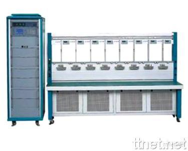 Fully Automatic Three Phase Close Link KWH Meter Test Bench