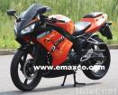EEC Honda Hybrid Oil Cooled Street Racing Motorcycle (EM250-5A