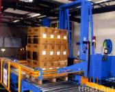 Full Auto Horizontal Type Palletized Strapping Machine