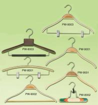 Earth-friendly Wooden Clothes Hangers