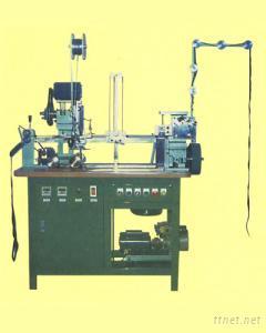 Automatic Gaper and Bottom Stop Machine