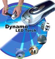 Dynamo LED Torch