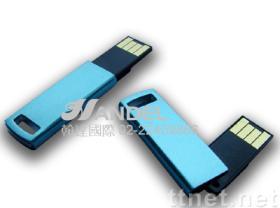 USBのフラッシュドライブ