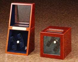 Revolving Watch Boxes