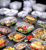 Contenitore di alimento di plastica