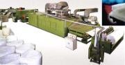 Non-woven Fabric Air Through (Dacron) Whole-plant Machinery