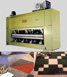 Needle Punching Carpet Whole Plant Machinery & Equipment