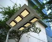 고성능 온난한 ‐ 백색 LED 가로등