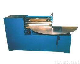 機械をプリーツをつけるスカート