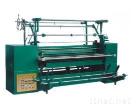 複雑なギンガムの可融性の行間に書き込むプリーツをつける出版物機械